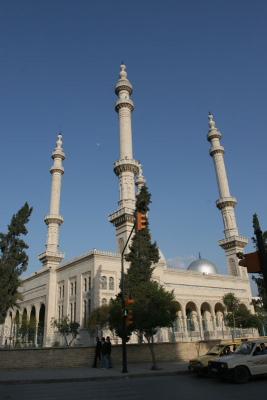 Altaowheed (El Tevhid?) Camii