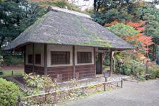 Çay evi veya tek katlı küçük bir ev