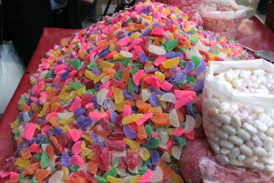 Şam'ın şekeri.