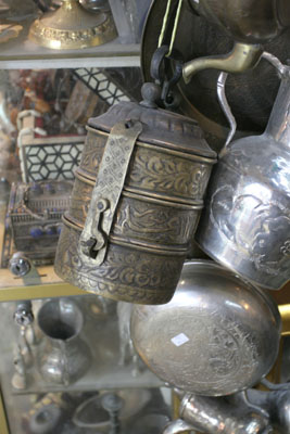 Sefer tası, Kapalı Çarşı, Halep