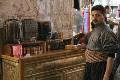 Şerbetçi, Kapalı Çarşı, Halep