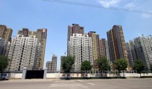 Xi'an'ın dış bölgelerinde ve Çin'in pek çok yerinde böyle taze binlerce inşaat var. Çin'de bir inşaat balonu oluştuğu ve bunun patlaması durumunda Çin ekonomisini zor günler beklediğini iddia edenler var.