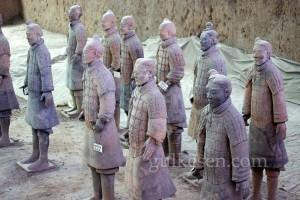 Terrakotta Askerleri